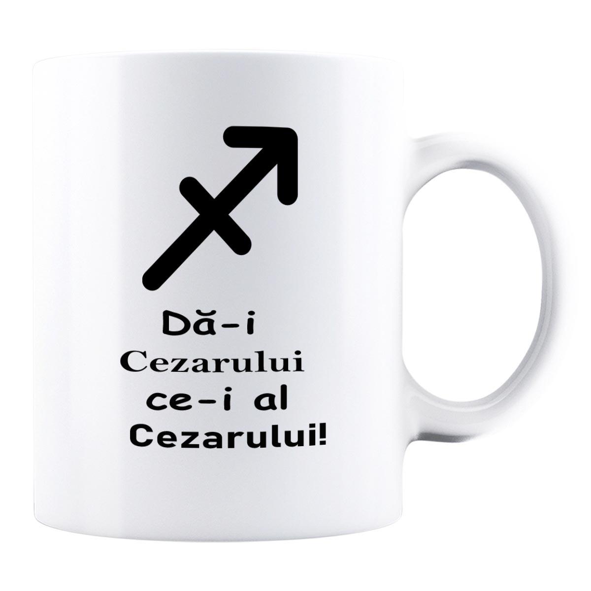 Cană personalizată - Zodia Săgetător